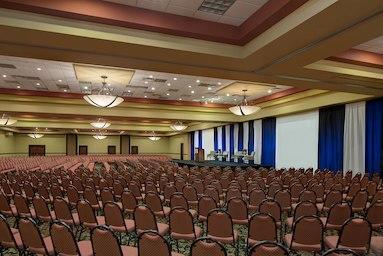 Albuquerque Marriott Pyramid North image 6