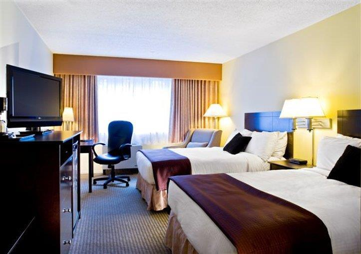 Best Western Cowichan Valley Inn in Duncan: Double Room