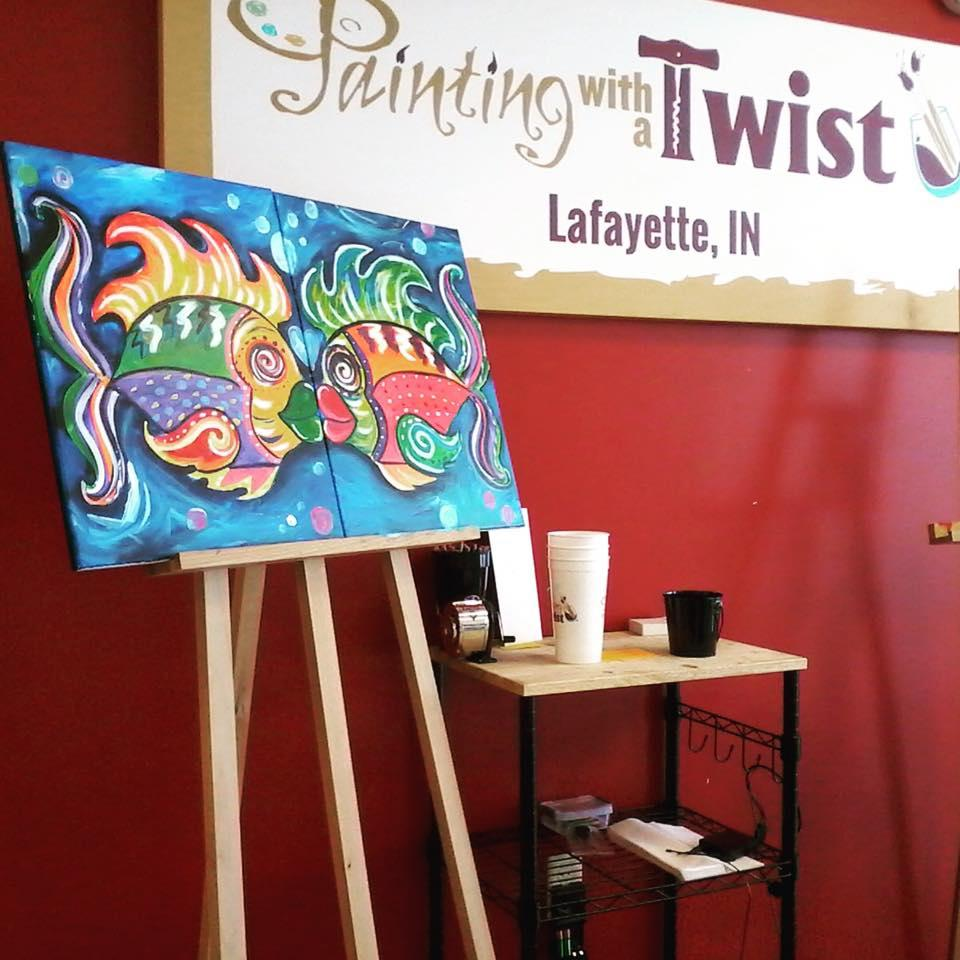 Painting With A Twist 2049 Veterans Memorial Pkwy 13 Lafayette In