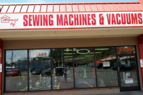 House Of Sewing Machines & Vacuums image 0
