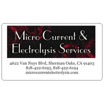 Micro Current & Electrolysis Services