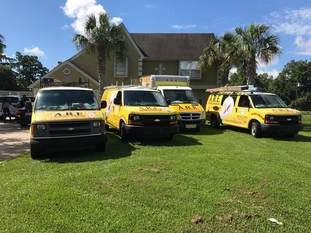 A.R.E. Louisiana Inc. 985-652-6795At A.R.E. Louisiana we pride ourselves on quality work and honest business practices. We are reliable, we finish jobs on schedule and our Electricians will leave your