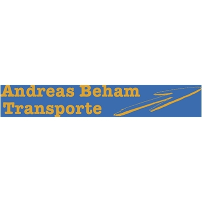 Logo von Andreas Beham Transporte