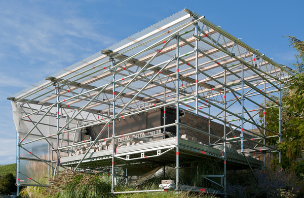 Roof Scaffolding Products : Layher scaffolding houston tx manufacturers topix