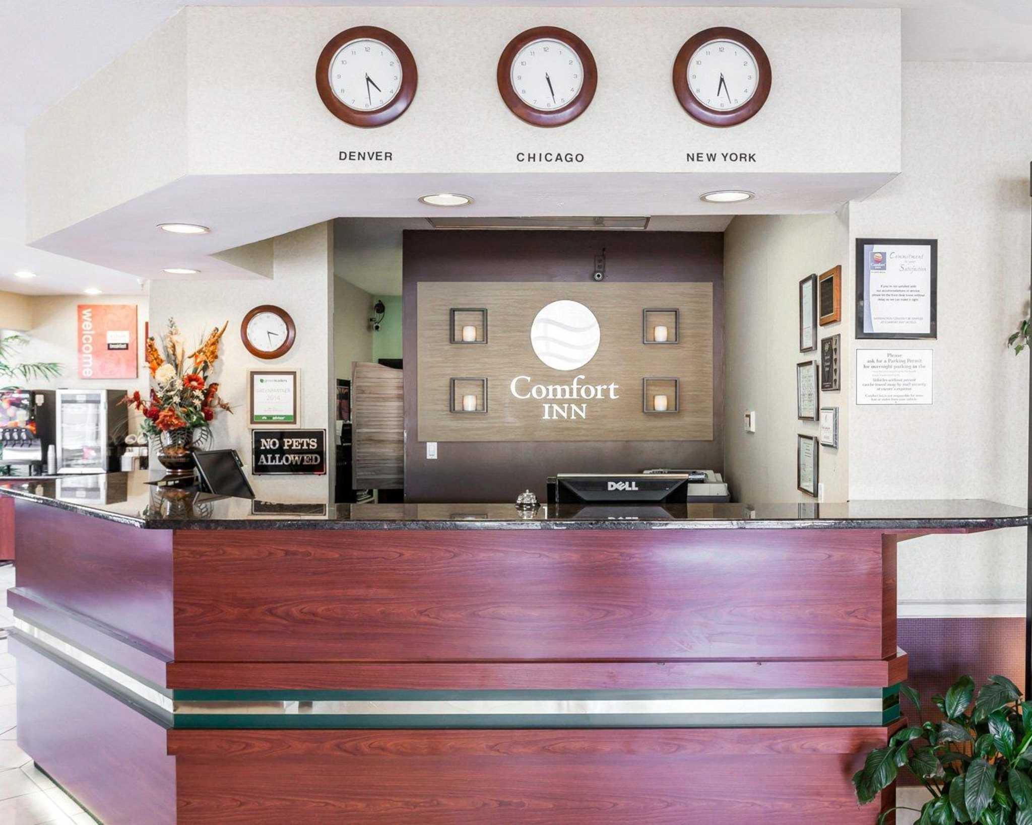 Comfort Inn Kelso - Longview image 17