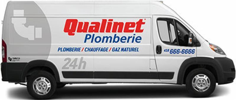 Qualinet à Anjou: Qualinet Plumbing. Emergency plumber