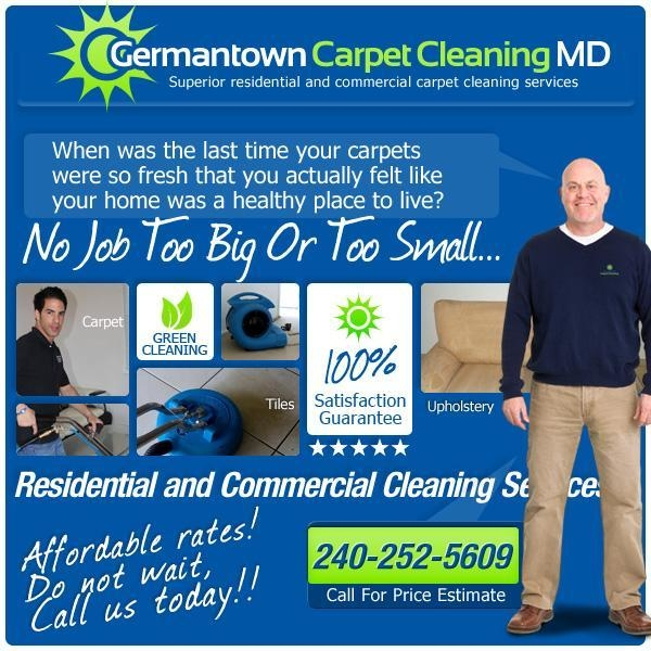 Carpet Cleaning Germantown MD image 2