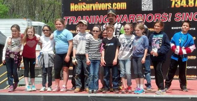 Hell Survivors Paintball image 2