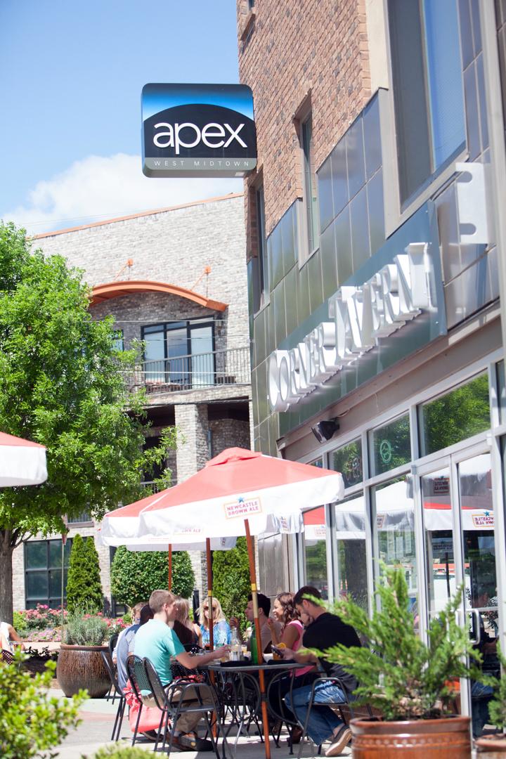 Apex West Midtown Apartments Atlanta Ga Business