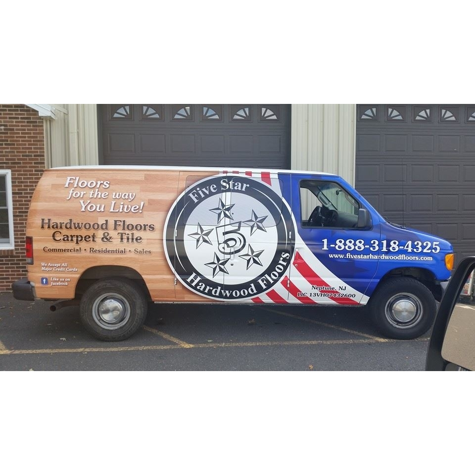 Five Star Hardwood Floors LLC