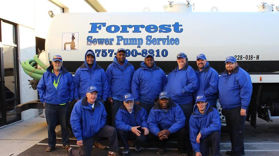 Forrest Sewer Pump Service