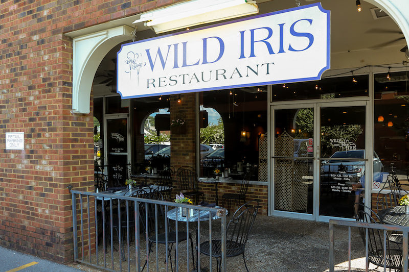 Wild iris in brentwood tn 37027 citysearch for Dining near brentwood tn