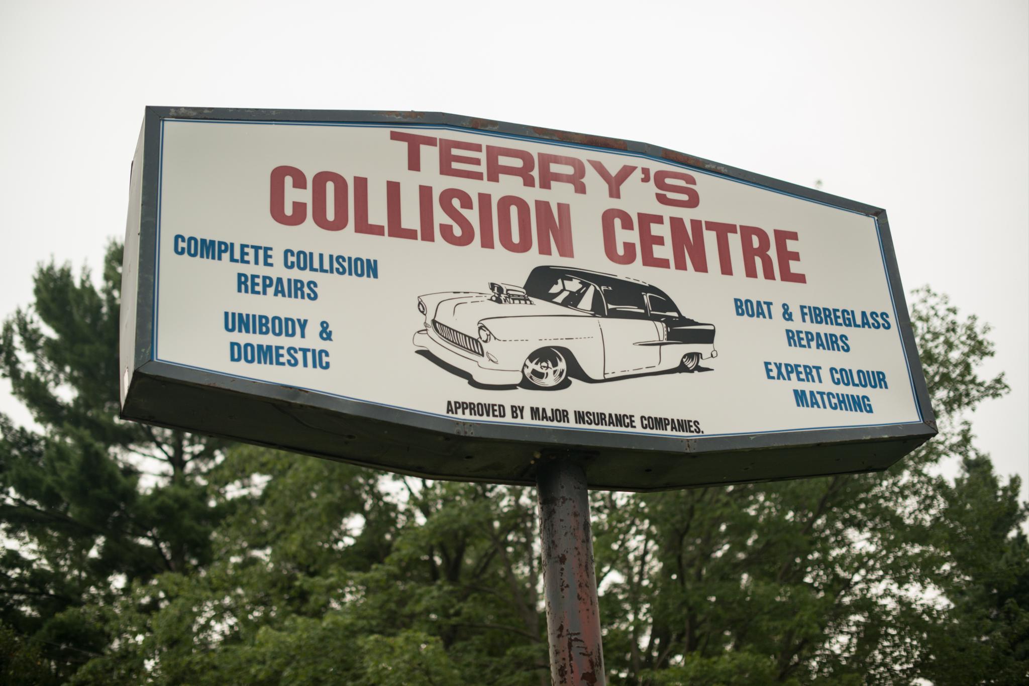 Terry's Collision Centre in Pembroke