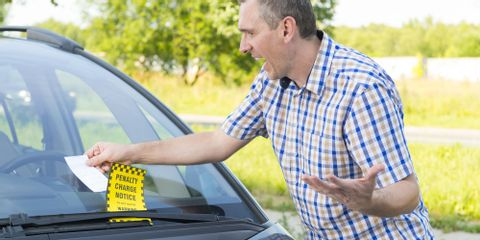What Are the Consequences of Failing to Pay Parking Tickets