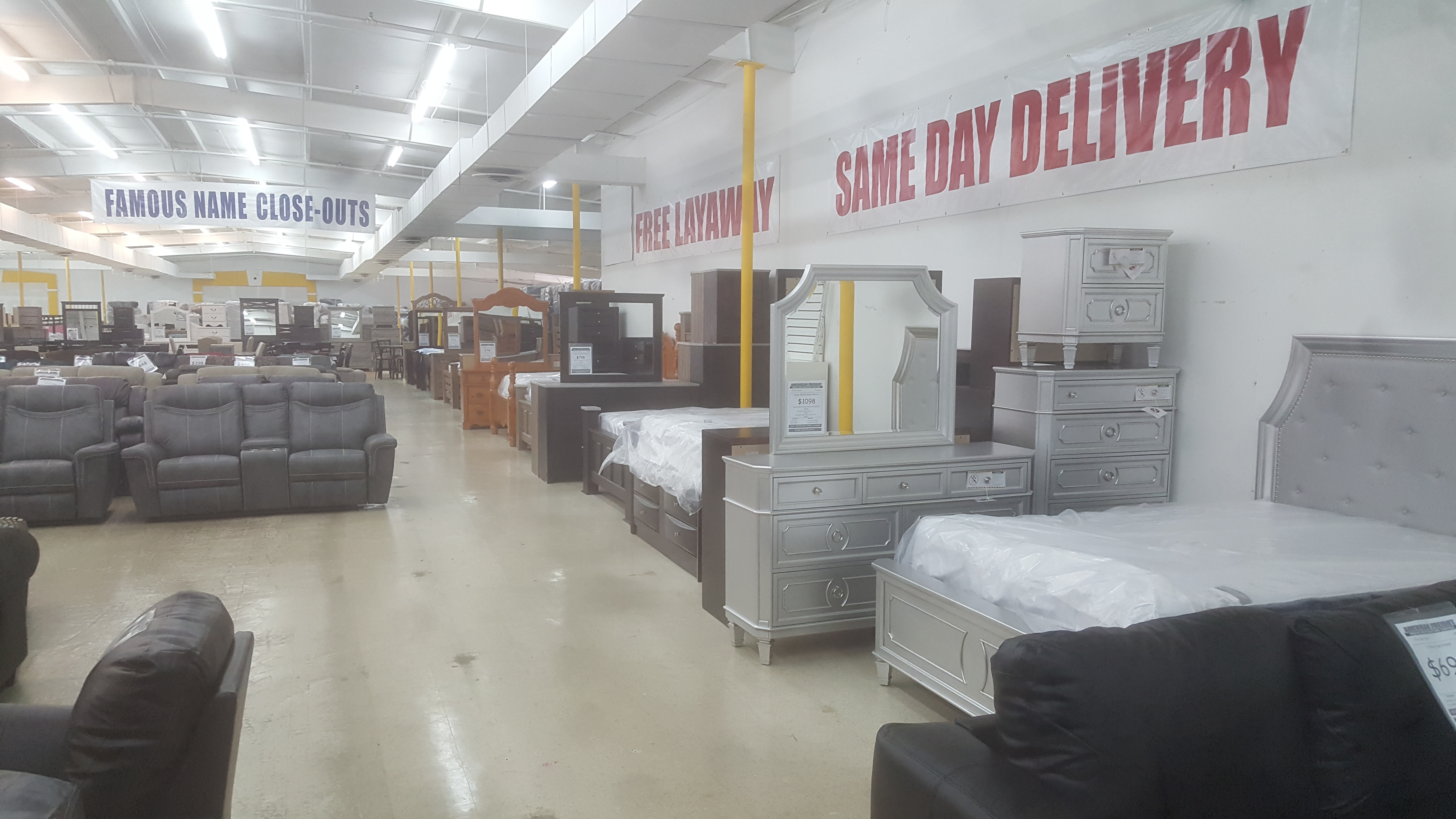 American Freight Furniture and Mattress Coupons near me in Jackson : 8coupons