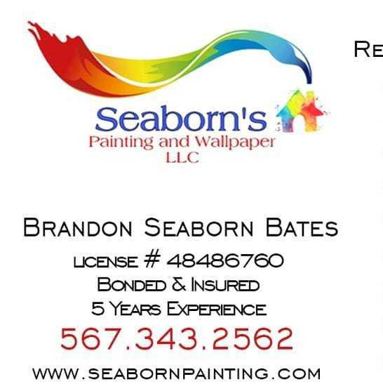 Seaborn's Painting & Wall Paper LLC image 0
