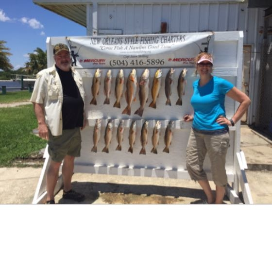 New Orleans Style Fishing Charters LLC image 76