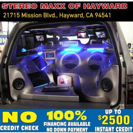 STEREO MAXX - Hayward, CA - Auto Parts