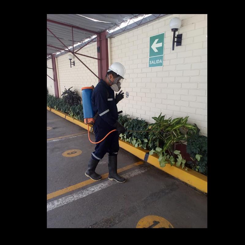 J.M.Seguridad Industrial Y Servicios Generales - Fumigación y Extintores