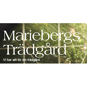 Mariebergs Trädgård AB logo