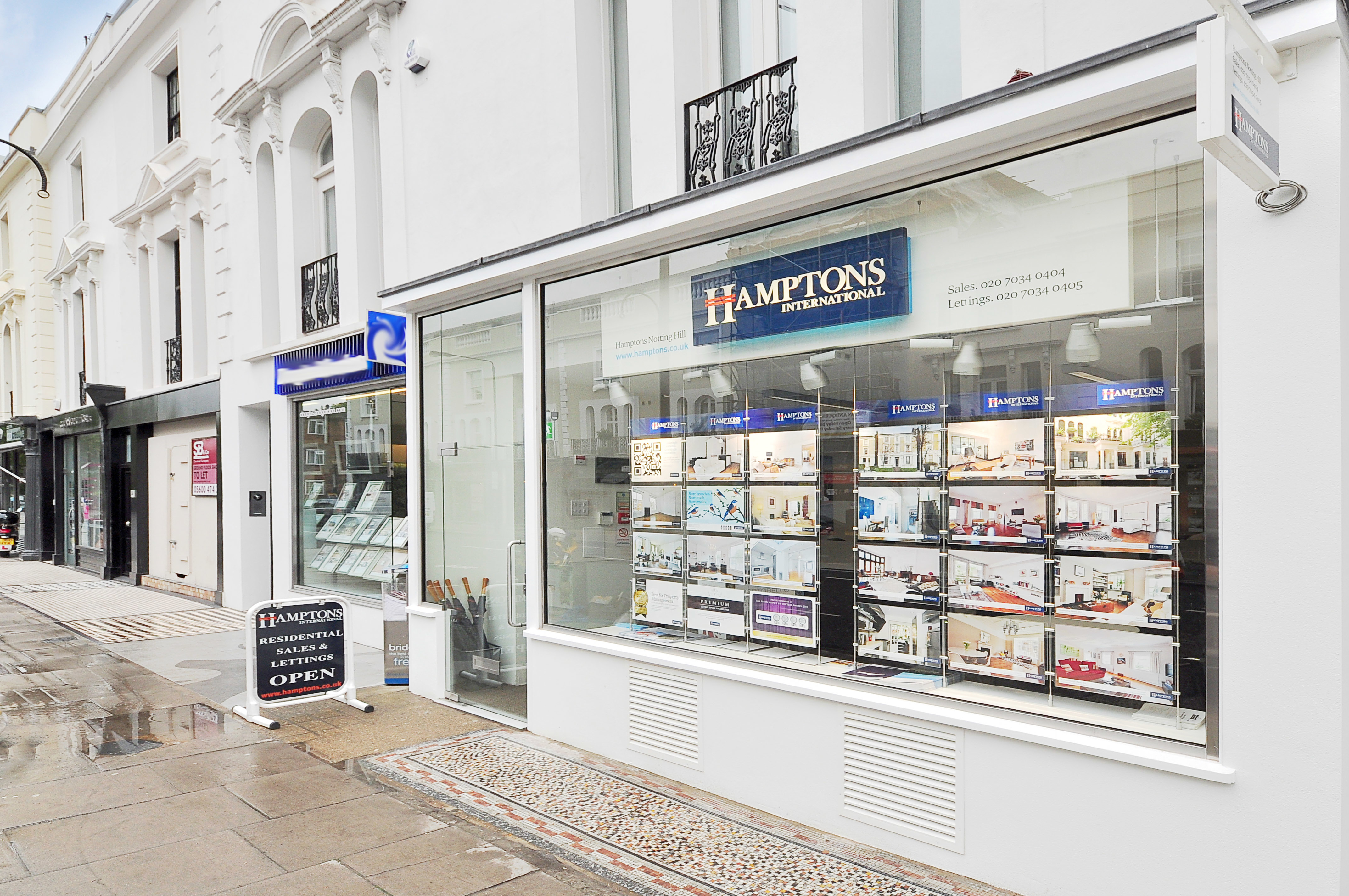 Hamptons International Estate Agents Notting Hill
