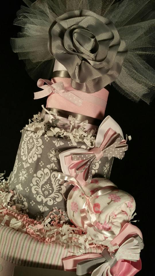 Tiers Of Joy Diaper Cakes & Gifts image 6
