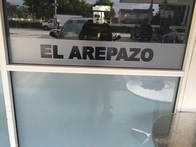 El Arepazo trust us for the job..