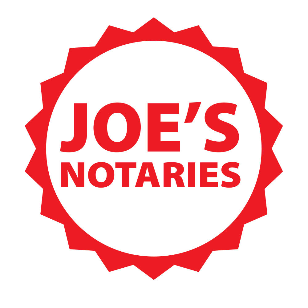 Joe's Notaries image 4