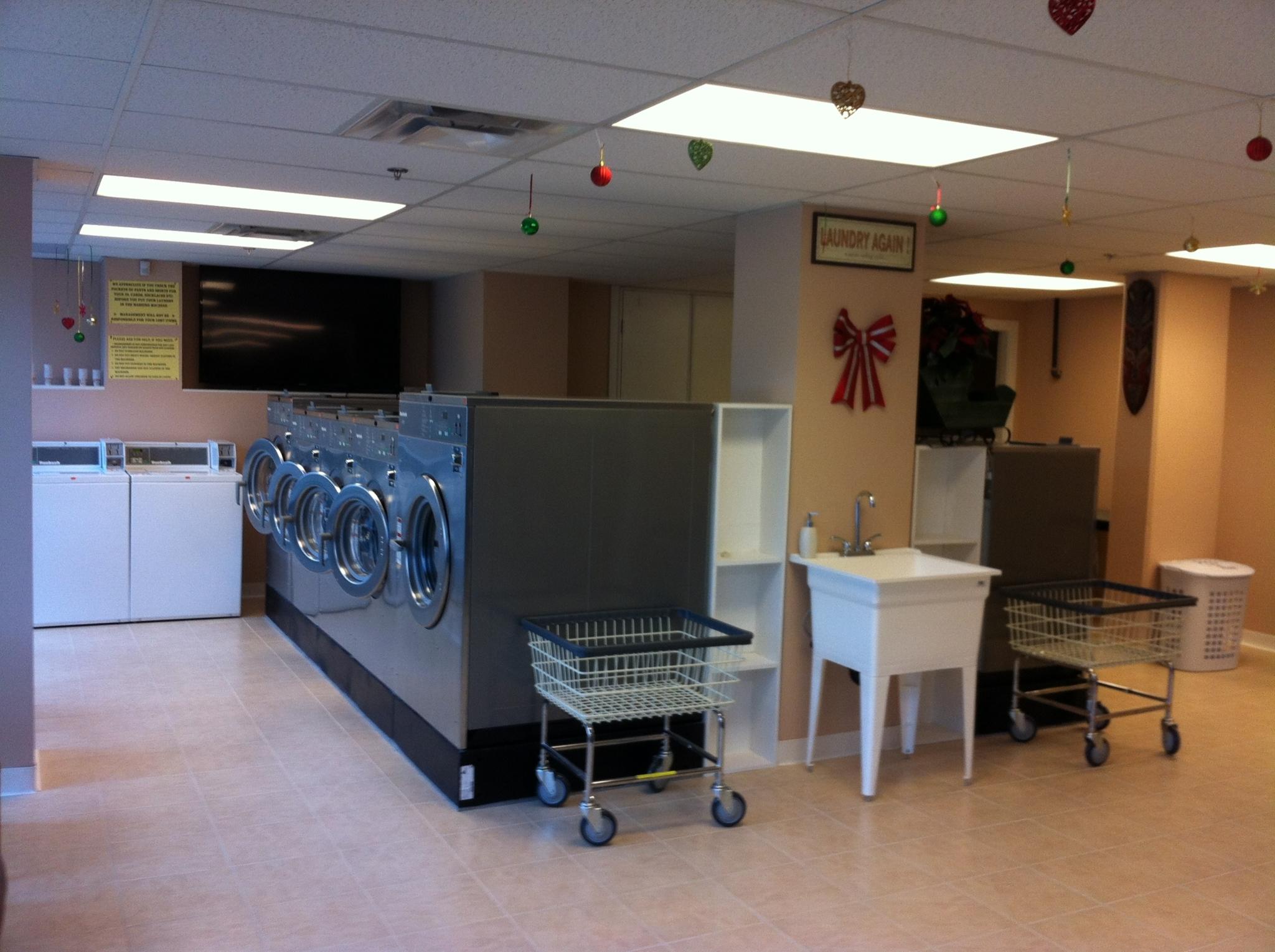 Queensborough Laundromat