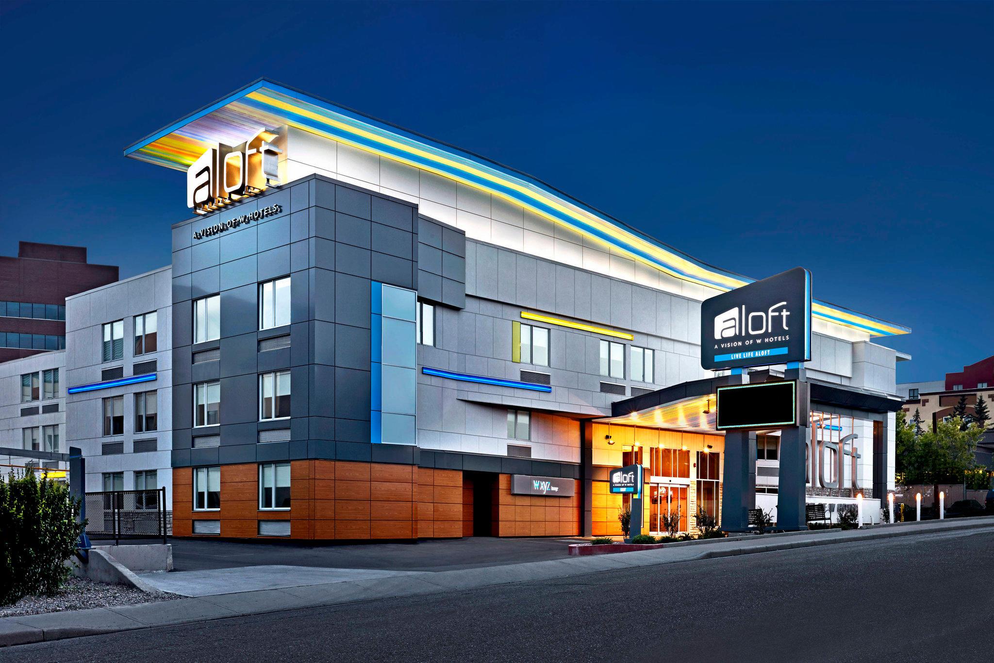 Aloft Calgary University