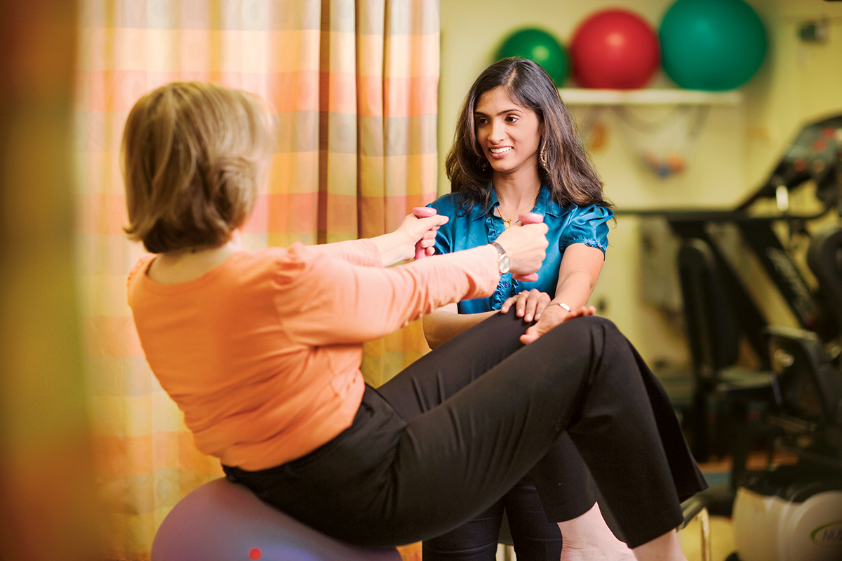 Sillerman Center for Rehabilitation image 0
