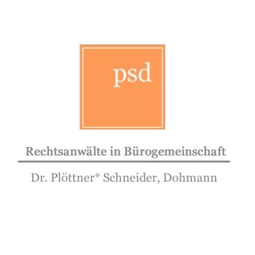 PSD - Rechtsanwälte in Bürogemeinschaft Rechtsanwälte Plöttner, Schneider, Dohmann