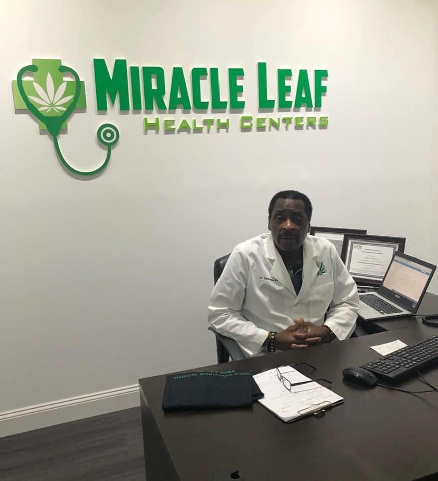 Miracle Leaf Medical Marijuana Doctor image 1