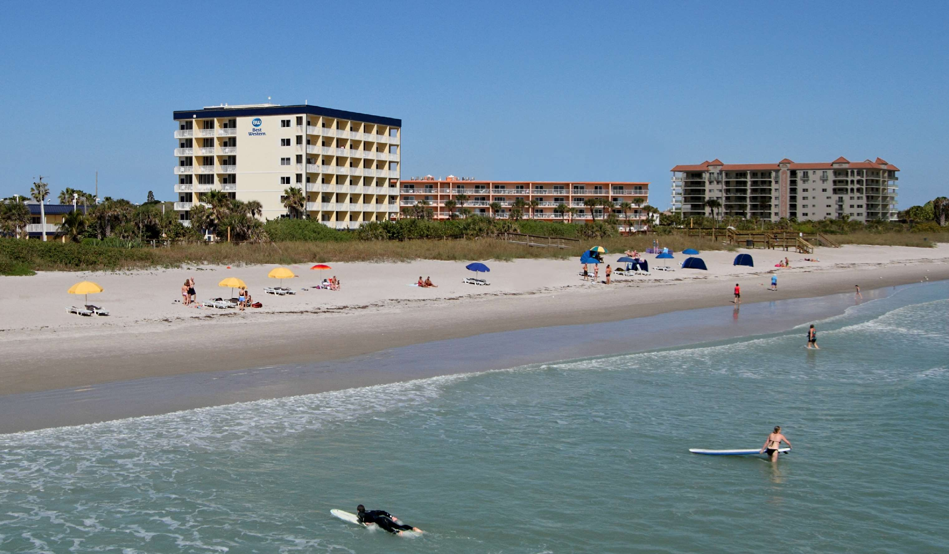 Best Western Cocoa Beach Hotel & Suites image 1