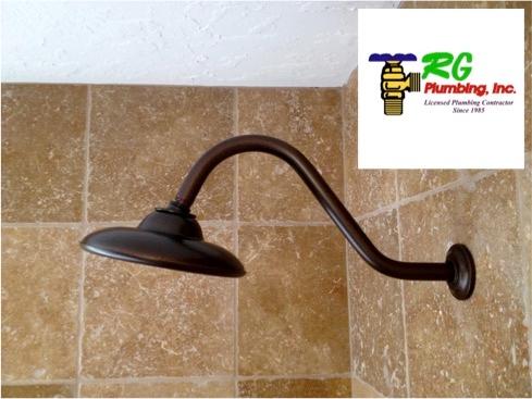 RG Plumbing Inc. - ad image