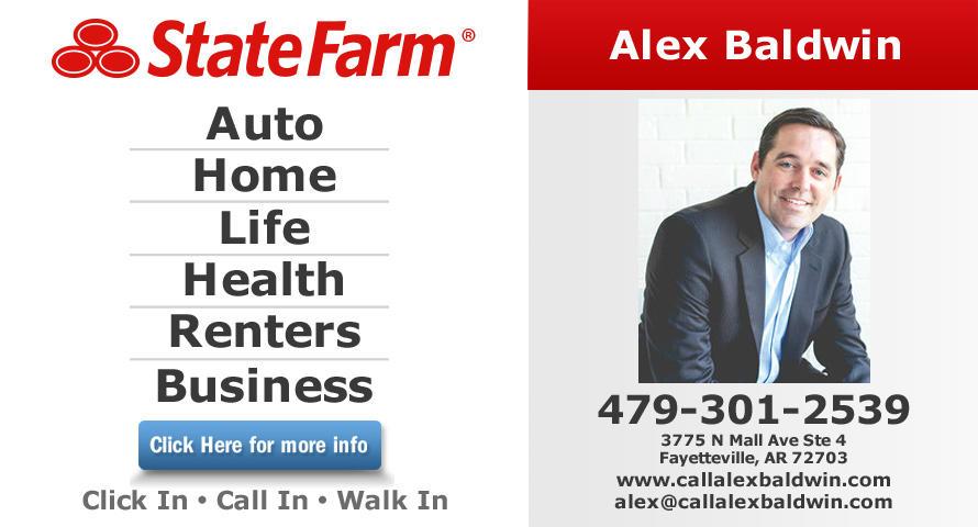 Alex Baldwin - State Farm Insurance Agent image 0