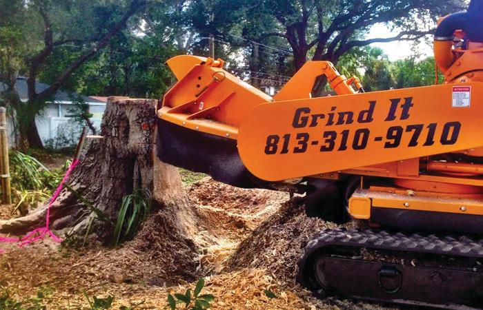Grind It Stump Removal LLC image 1