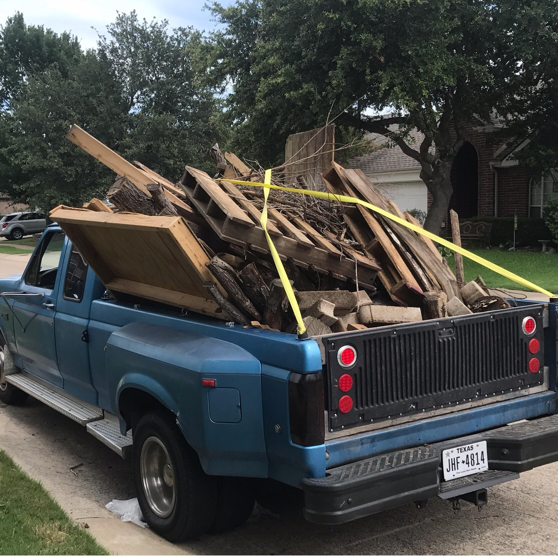 Abu's Junk Removal and Hauling