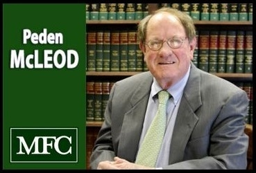 Walterboro Lawyer: Peden McLeod, Attorney at Law