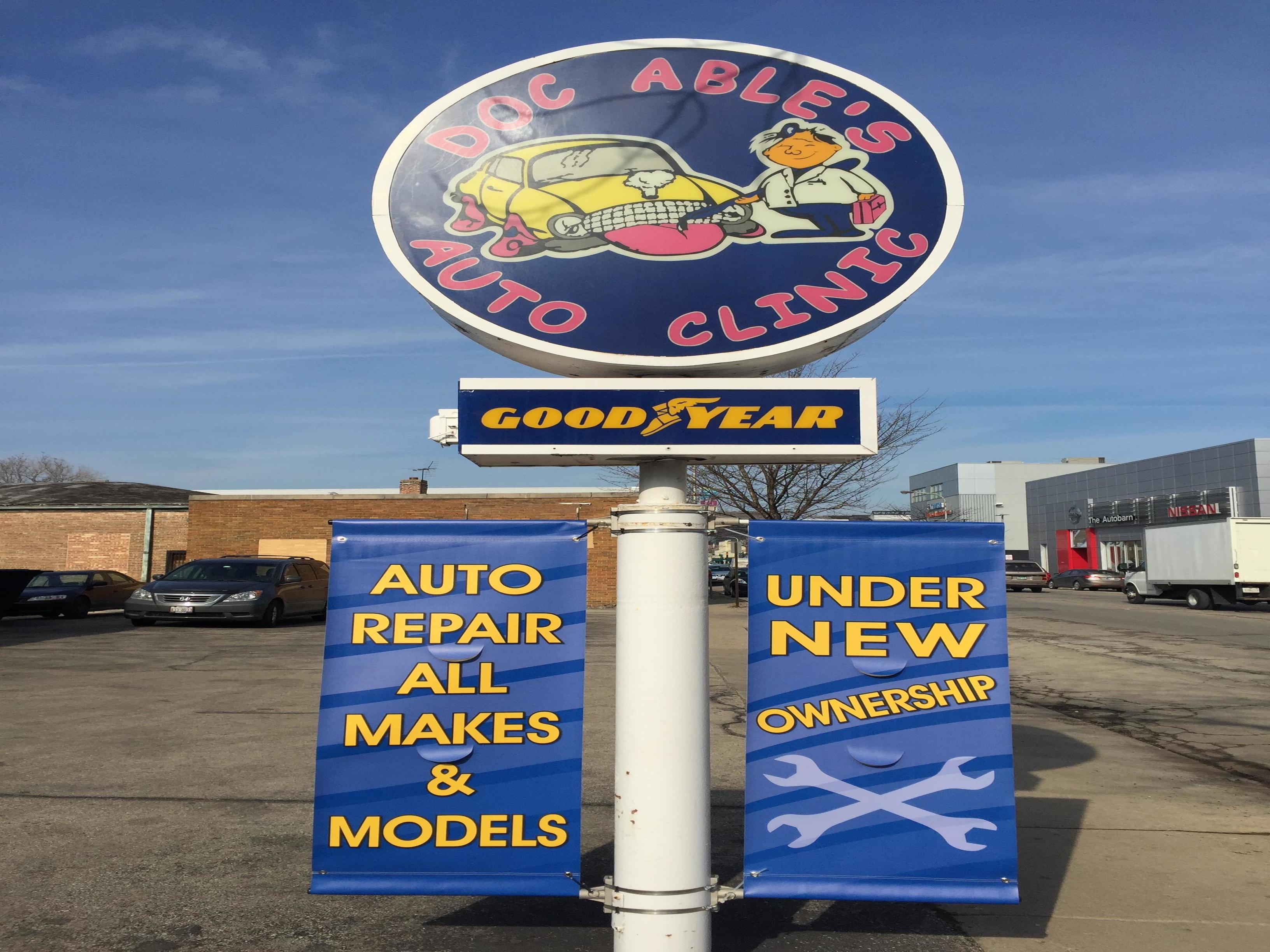 Doc Able's Auto Clinic, Inc. image 4