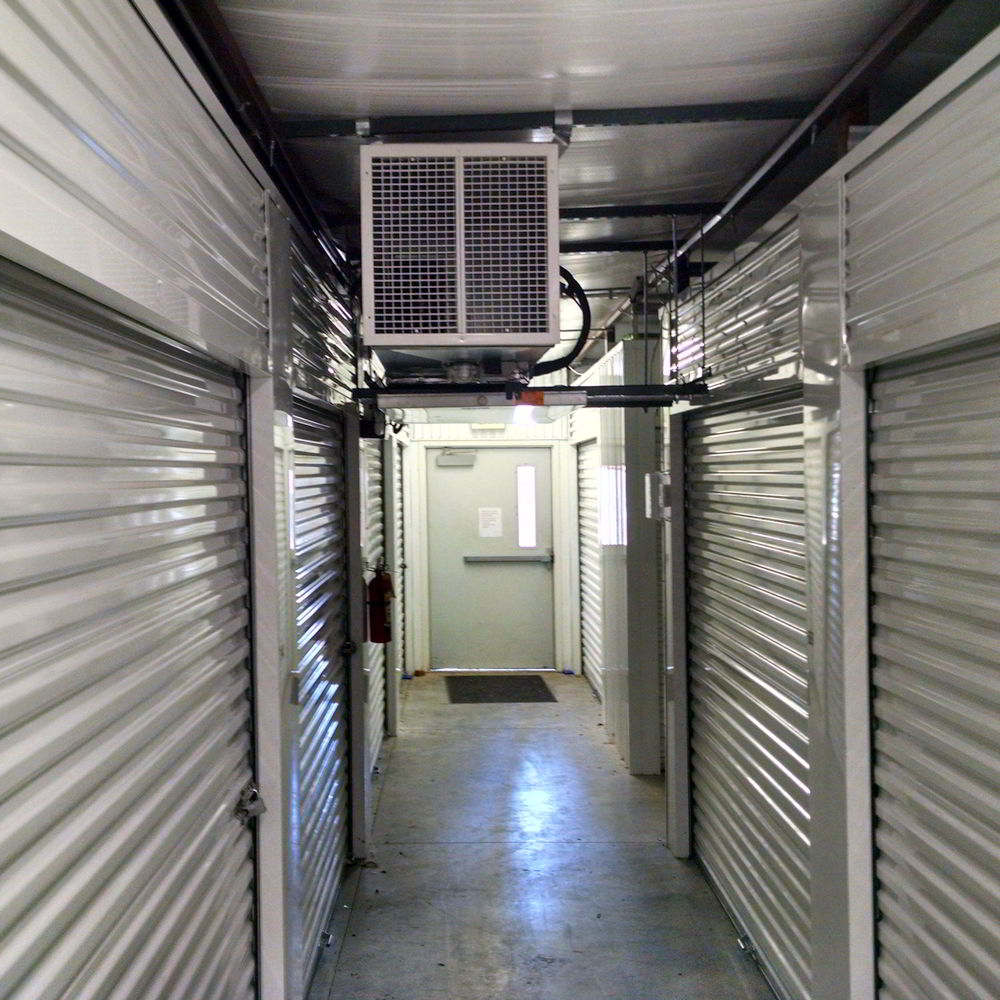 We have a large selection of Climate Control Storage Units in Montgomery, Alabama.