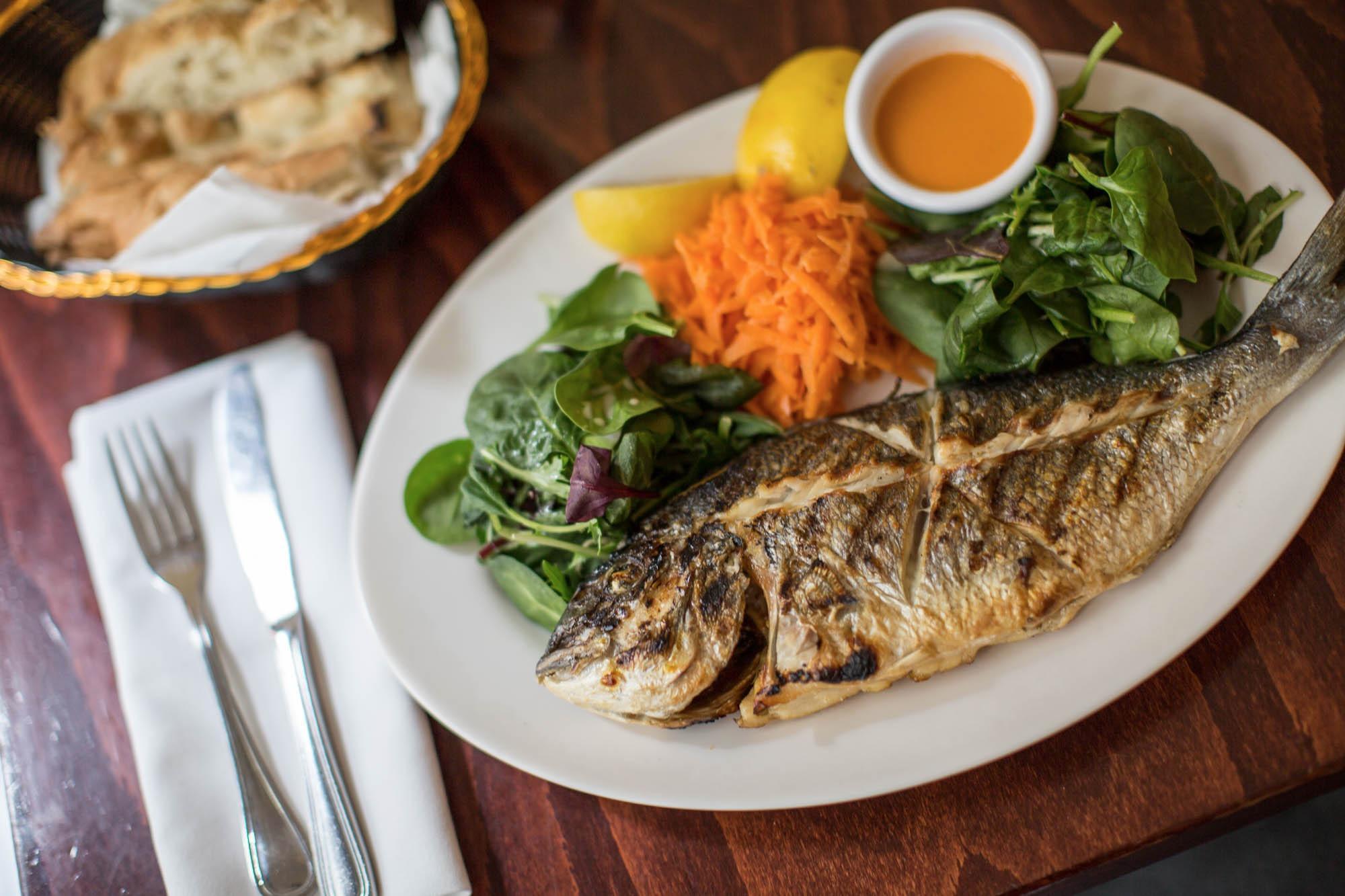 Akdeniz mediterranean restaurant in new york ny whitepages for Athena mediterranean cuisine ny