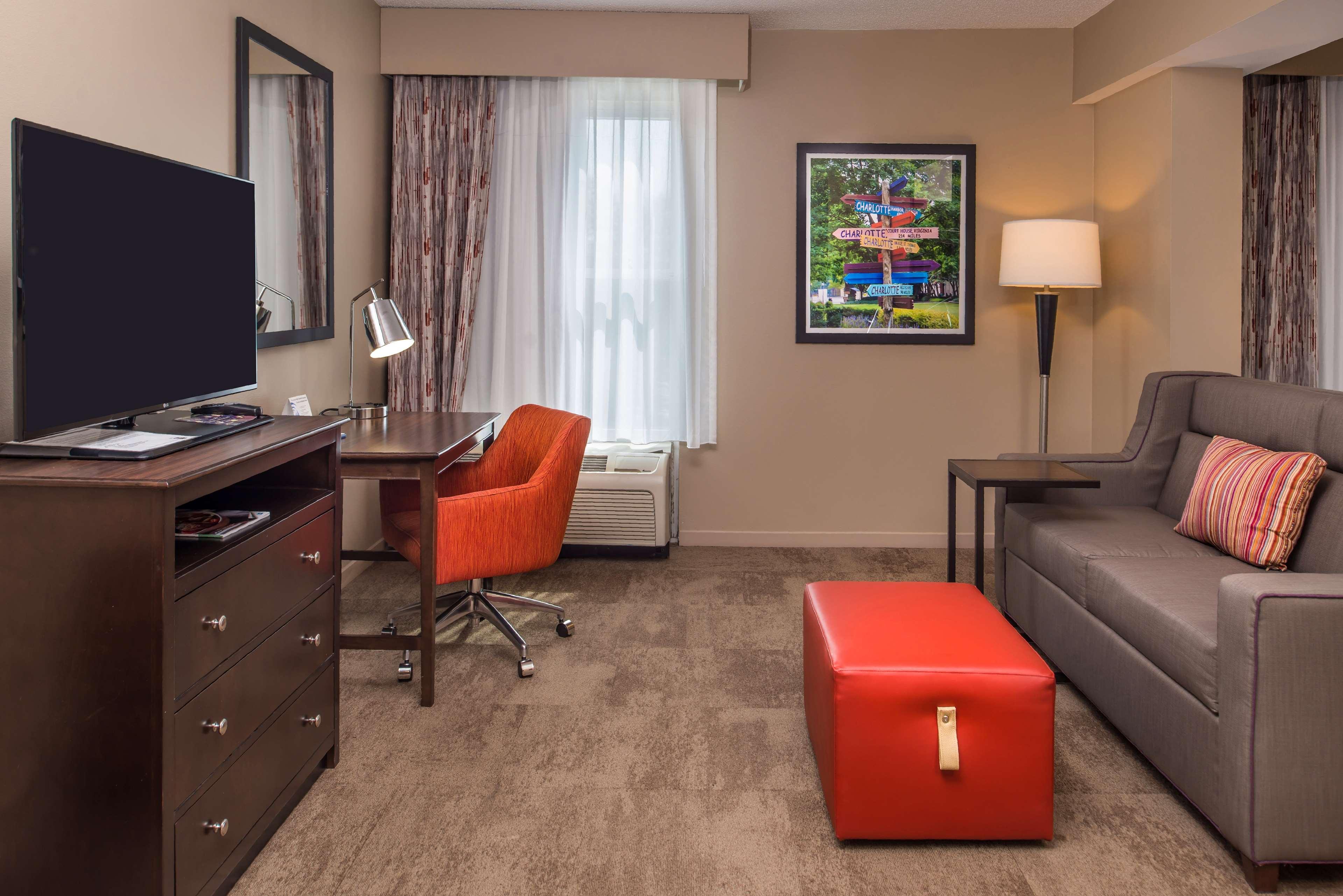Hampton Inn & Suites Charlotte-Arrowood Rd. image 42