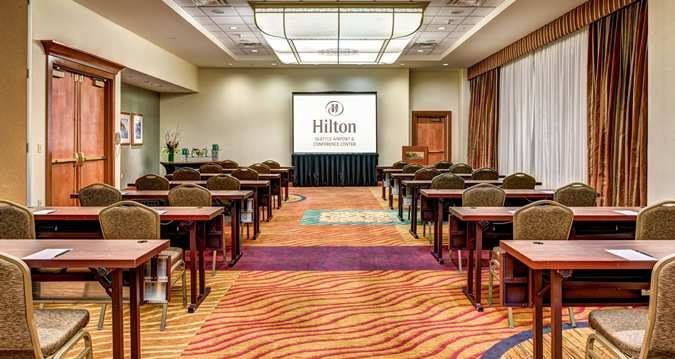 Hilton Seattle Airport & Conference Center image 10