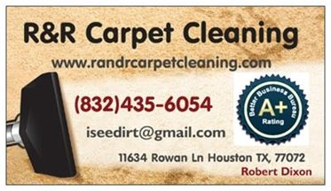 R & R Carpet Cleaning image 5