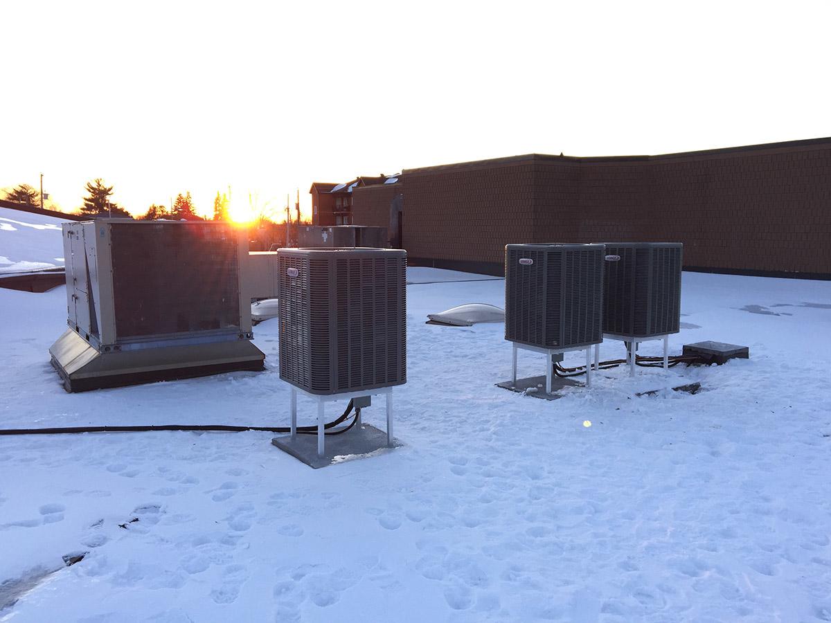 JCD Réfrigération Inc à Pierrefonds