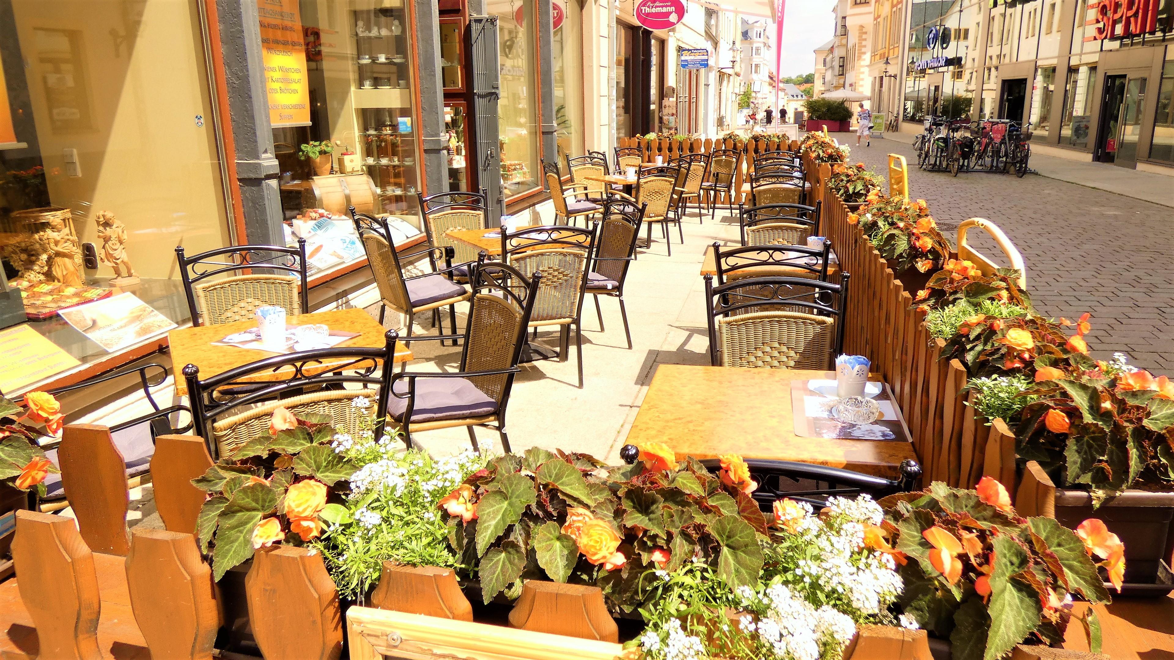 """Bild der Konditorei & Cafehaus """"Markgraf Otto"""""""