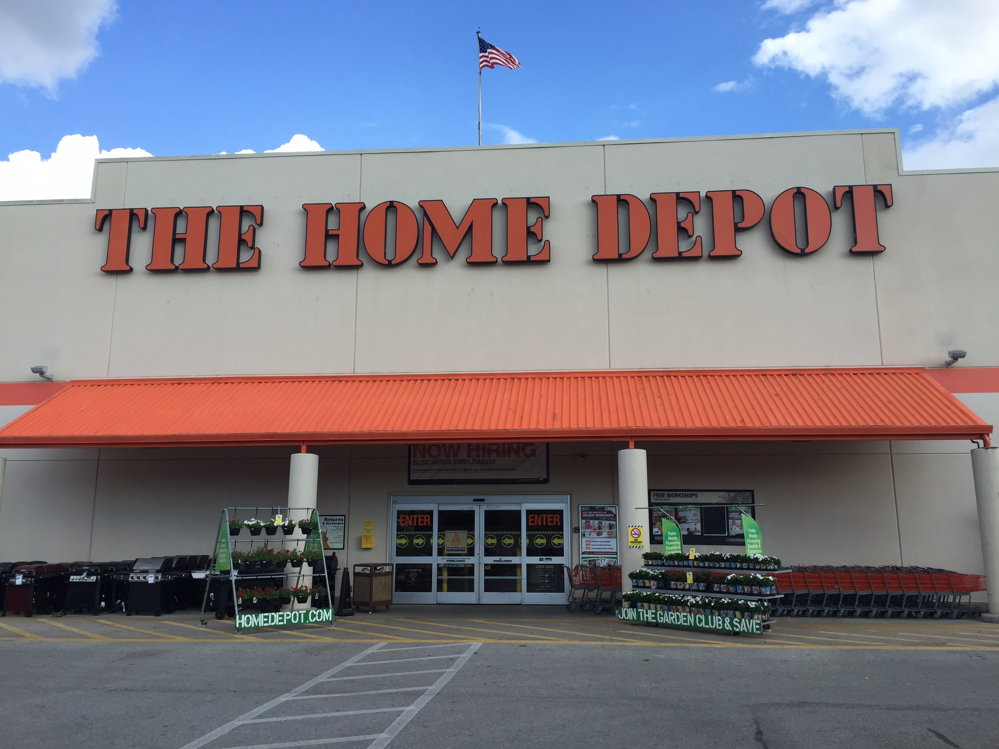 Marvelous The Home Depot 17601 Bruce B Downs Blvd Tampa Fl Hardware Download Free Architecture Designs Scobabritishbridgeorg