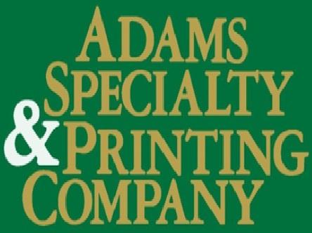Adams Specialty & Printing Company