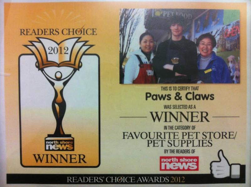 Paws & Claws Pantry